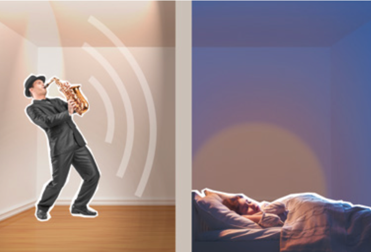 Protezione acustica